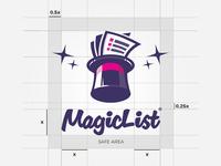 Magiclist Brand Identity