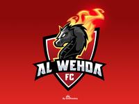 Al Wehda Logo Design