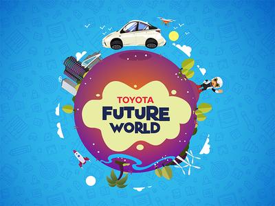 Future world By Toyota