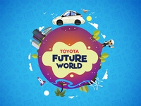 Future world By Toyota