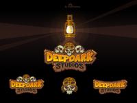 Deep Dark Studios Brand Identity Kit