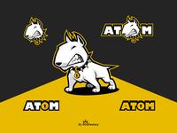 Atom Brand Identity