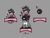 Leadsmaster brand identity
