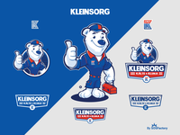 Mascot logo for Kleinsorg
