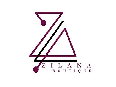 ZILANA BOUTIQUE LOGO designconcept graphicdesigners graphicdesign designs designers design art logotype logodesigns businessbranding designbrand brand amazinglogo graphicdesigner boutique boutiquelogo logoconcept logodesign designer design
