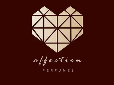 Affection Perfume  -  design concept designconcept logomaker logo monogram artwork brand businessbranding designs logobrand branding graphicdesigner graphicdesign designer design
