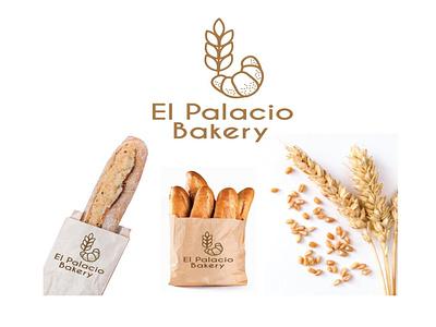 EL PALACIO bakery brand designpackage design logodesigner artwork designconcept graphicdesigner businessbranding branding designer