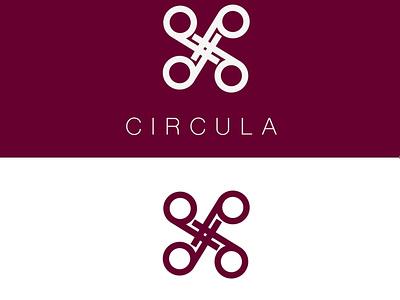 CIRCULA design concept fashiondesigner logodesigner logomaker artwork brand businessbranding designconcept branding graphicdesigner designer
