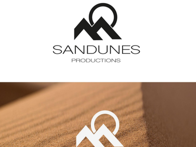 Sandunes productions design concept creative createlogo needlogo branding brandname illustration amazinglogo designconcept logo design