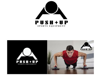PUSH UP design concept design logo designpackage artwork graphicdesigner illustration logodesigner brand branding designer