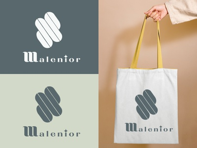 MALENIOR design concept logo artwork logodesigner illustration businessbranding designconcept design designer branding graphicdesigner