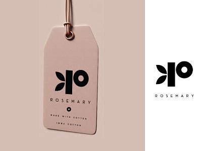 ROSEMARY branding graphicdesign nicelogo clothlabels fashiondesign artwork vector ui illustration businessbranding designconcept design logo designer branding graphicdesigner