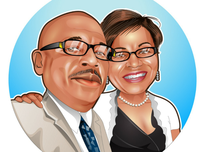 Create your beautiful illustration illustration mascot caricature