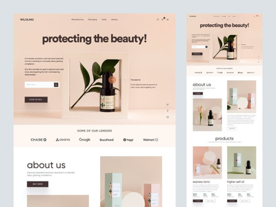 #12 - Concept Website Design Shot animation minimal clean web website design webapp ux design product design visual design pwa ux vector illustration ui freelance logo flat design branding app