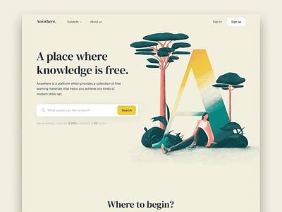#57 - Concept Website Design Shot icon web website design webapp research typography visual design product design ux vector illustration minimal freelance ui logo design branding app