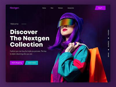 #61 - Concept Website Design Shot animation icon typography web website design research webapp visual design product design ux vector illustration minimal ui freelance logo design app branding