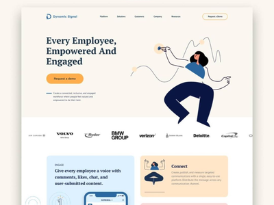 #64 - Concept Website Design Shot icon web website design typography research webapp visual design product design ux vector illustration minimal freelance ui logo design branding app