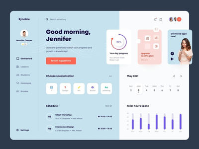 78 - Concept Website Design Shot pwa web typography website design research webapp visual design product design skills learn ux vector illustration minimal logo freelance ui design branding app