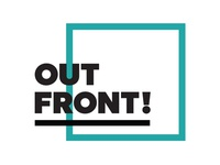 Out Front! Logo