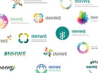 INHWE Logo Concepts WIP