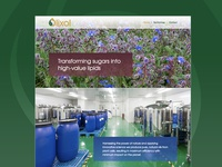 Olixol Homepage