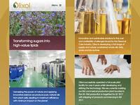 Olixol Homepage mobile