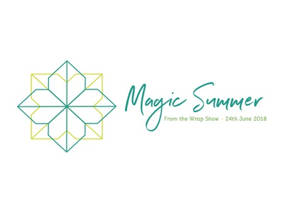 The Wrap Show Magic Summer logo