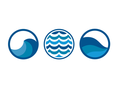 Public Pool marks brand. branding water blue mark illustrator identity wip ideas logo