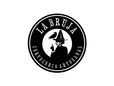 La Bruja/Witch artistic illustration bird raven shop coffee restaurant artisan dark powers magic witch