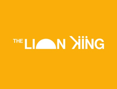 Lion King Logo typography vector logo design minimal graphic design
