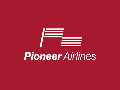 Airline Logo vector illustrator flat branding logo graphic design design