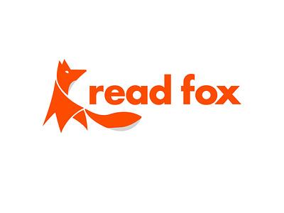 Fox Logo illustration icon vector illustrator flat branding logo graphic design design