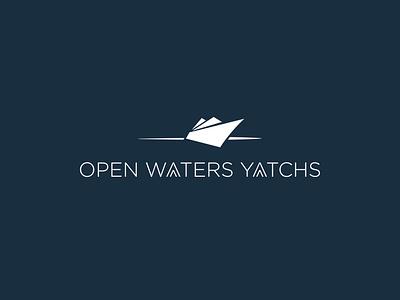 Boat Logo minimal branding vector flat logo illustrator graphic design design