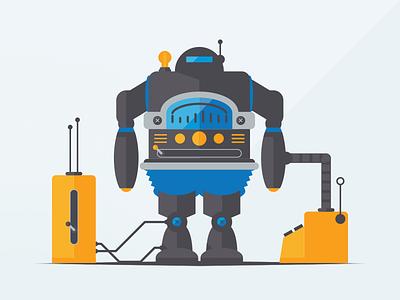 Robot Charge