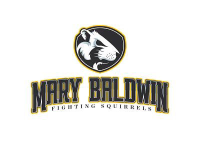 Mary Baldwin Sports Logo Squirrels