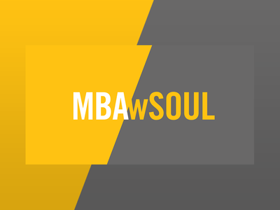 MBA With Soul