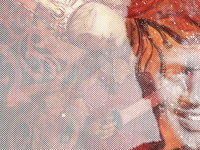 Me in Halftones illusion halftones peace meditation streetart figurative stilllife peopleisee vectorillustration vectorart vector fineart contemporaryart indianart karthikshetty atmarasa