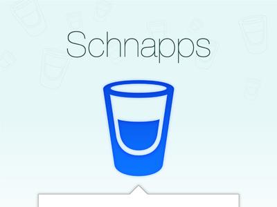 Schnapps App Icon