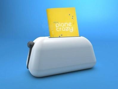toasting up our studio profile art animation toast book toaster studio illustration design branding 3dmodelling 3d animation