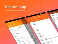 Telecom App