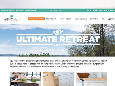 Sweepstakes website furniture home network diy