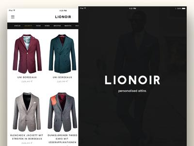 Lionoir - Fashion Online Store