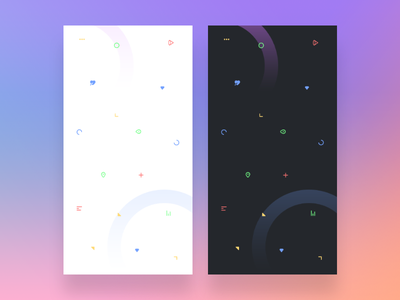 Icons Pattern Wallpaper colors icons pattern wallpaper background android iphone