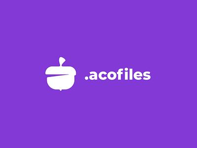 .acofiles Logo resources designers marketplace brand design logo