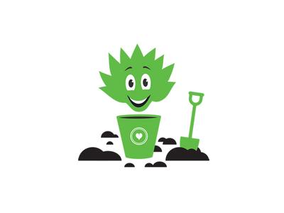 Sunny design email design email marketing ecommerce design ecommerce planting plant branding design brand branding character design mascot character mascot illustration digital illustration design illustration