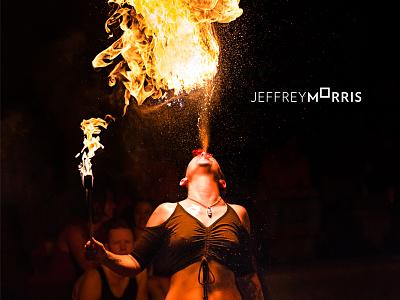 Jeffrey Morris Photography Responsive Logos photos photographer photography graphic design design identity brand branding logo design logo