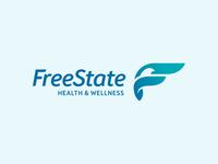 Free State Health & Wellness Secondary Logo