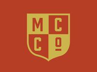 Maryland Clothing Co. Secondary Mark – MCCo. Crest
