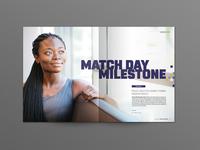 Mount Magazine Feature – Match Day Milestone