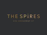The Spires 206 Broadway Logo